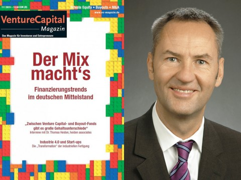 Vergütung Venture Capital Branche - Thomas Heiden